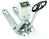 Elite Pallet Truck Scale in Stainless Steel